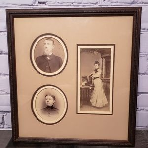 Antique Family Photo Collage